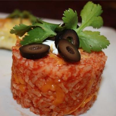 arroz taco