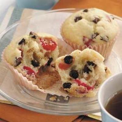 muffins de garcia de cereza