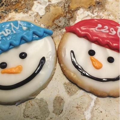 galletas de navidad polacas
