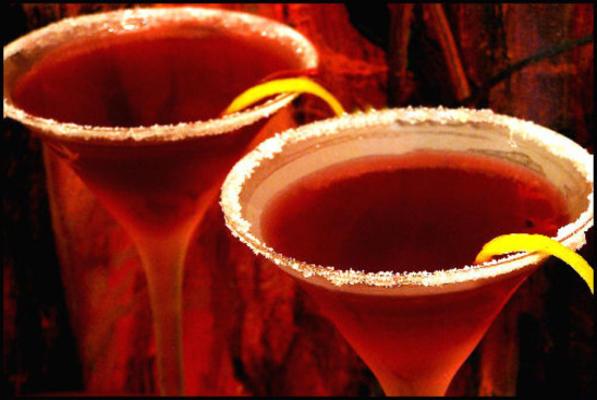 martini de granada