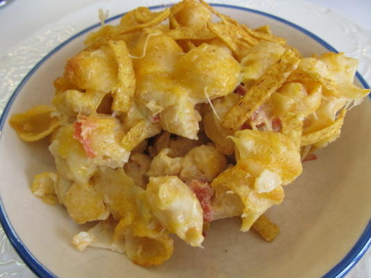 cáscaras de queso con tocino rsc