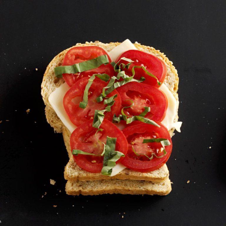 Esos sandwiches especiales de queso a la parrilla