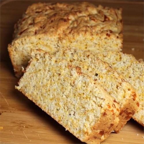 Queso rapido pan rapido