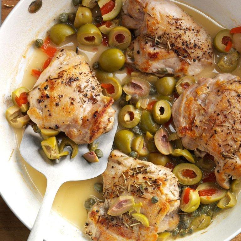 Pollo italiano de lilliana