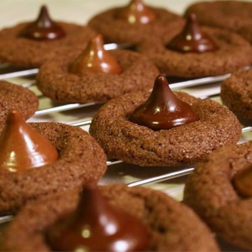 Galletas de chocolate de Jeanne
