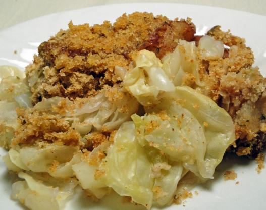 Cazuela de manzana y canela (¡también vegetariana!)