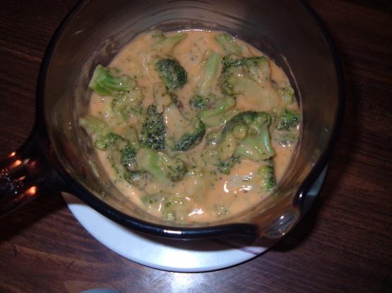 Estufa super fácil brócoli y queso